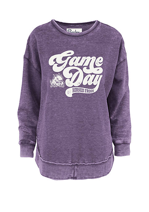 NCAA TCU Horned Frogs Retro Game Day Shirt