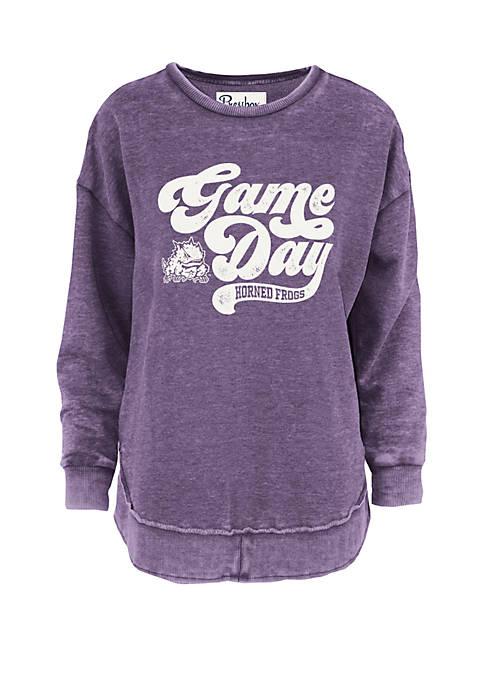 TCU Horned Frogs Retro Gameday Shirt