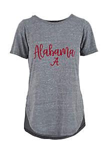 Alabama Short Sleeve Gertrude Knobbie Tee