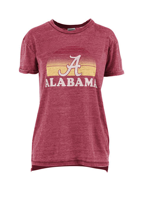 Pressbox NCAA Alabama Crimson Tide Short Sleeve Vintage