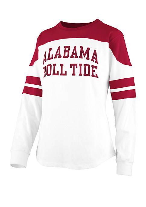 Pressbox Alabama Crimson Tide Half Back Jersey T