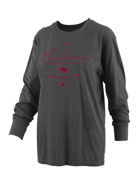 Pressbox Womens NCAA Alabama Crimson Tide Farrah Melange