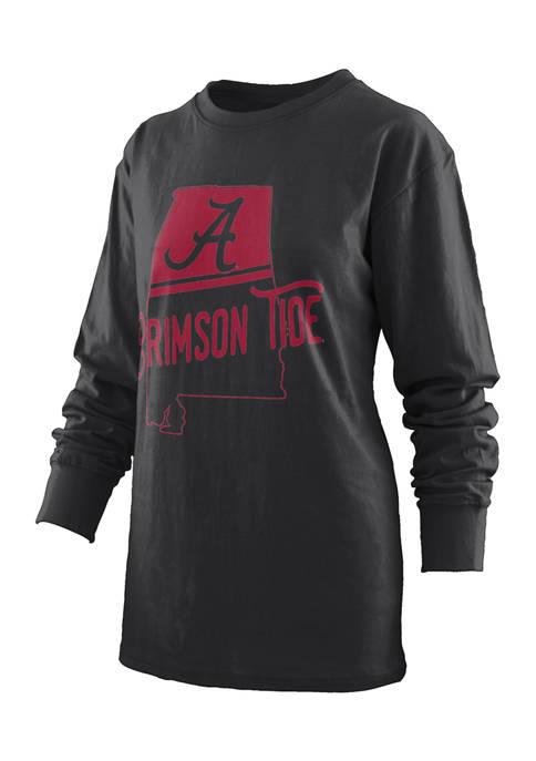 Pressbox NCAA Alabama Crimson Tide Ferris Graphic T-Shirt