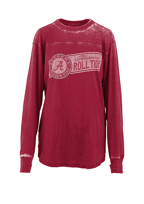 Alabama Crimson Tide Vintage Wash T Shirt