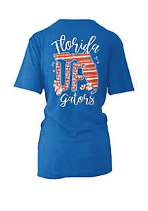 ROYCE Florida Gators Memory Board Coast T Shirt