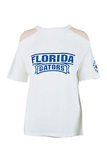 Florida Gators Norris Cold Shoulder Tee