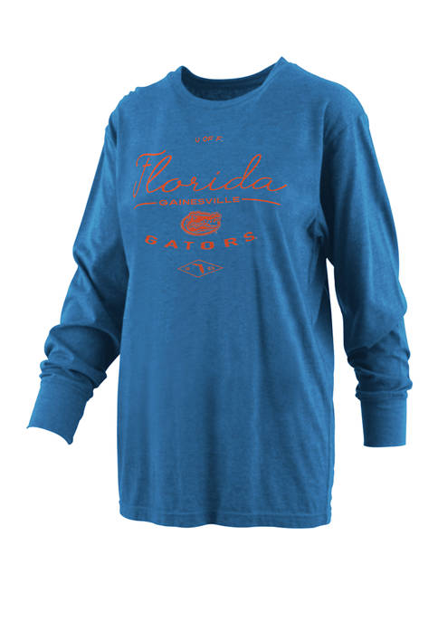 Pressbox Womens NCAA Florida Gators Farrah Melange T-Shirt
