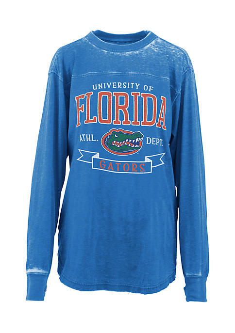 ROYCE Long Sleeve Florida Debbie Piston Oversized Pieced