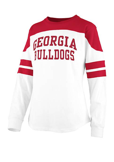 UGA Half Back Jersey T Shirt