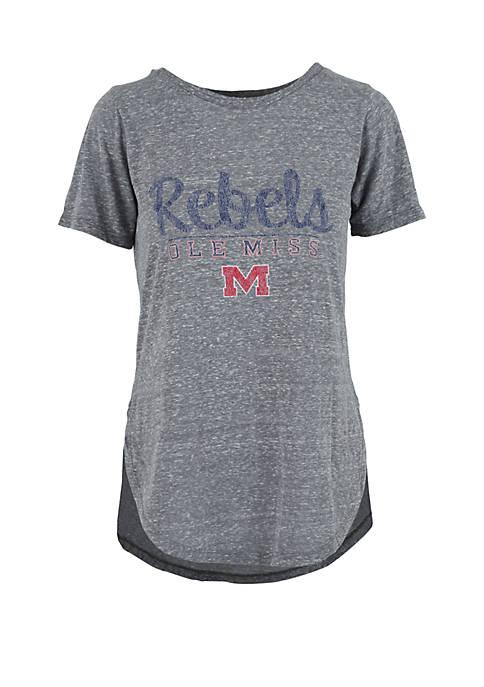Ole Miss Rebels Cherie Knobi T Shirt