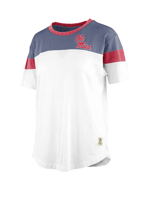 Pressbox NCAA Ole Miss Rebels Jersey T-Shirt