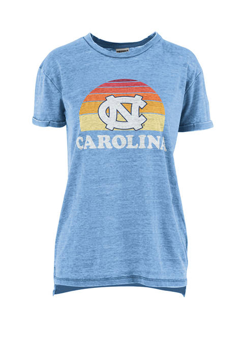 Pressbox NCAA North Carolina Tar Heel Vintage Boyfriend