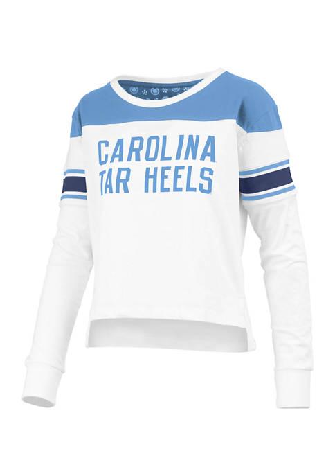 Womens NCAA UNC Tar Heels Kaia Long Sleeve T-Shirt