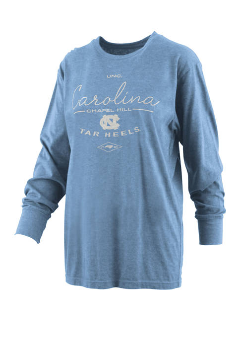 Womens NCAA North Carolina Tar Heels Farrah Melange T-Shirt