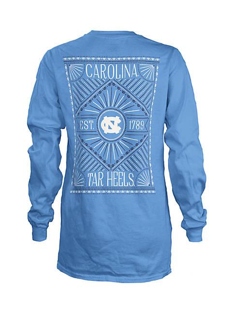 North Carolina Tar Heels Long Sleeve T Shirt