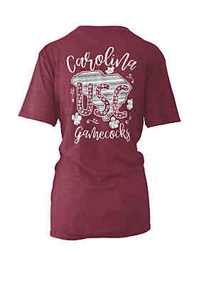 ROYCE South Carolina Gamecocks Memory Board Coastal T Shirt ... 5a0689426
