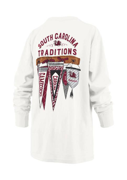 Pressbox Womens NCAA South Carolina Gamecocks Long Sleeve