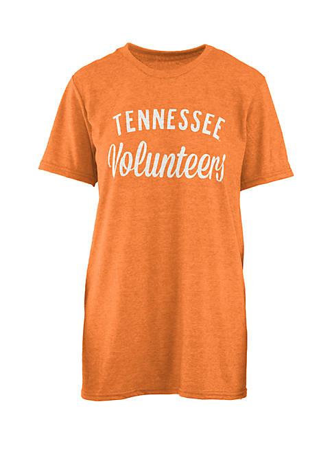 Tennessee Volunteers Trudy Melange T Shirt