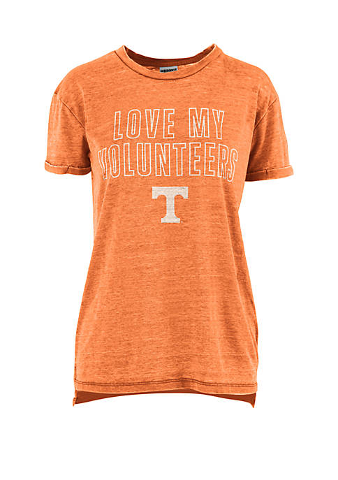 Tennessee Volunteers Vintage Wash Short Sleeve T Shirt