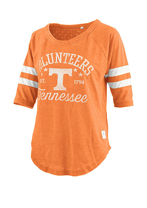 Tennessee Volunteers Vintage Wash Jersey T Shirt