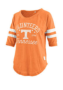 ROYCE Tennessee Volunteers Vintage Wash Jersey T Shirt