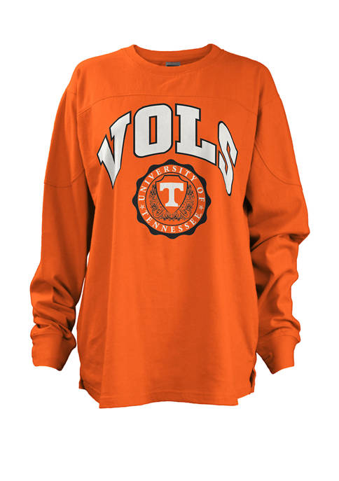 Womens NCAA Tennessee Volunteers Edith Sweeper T-Shirt