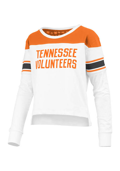 Pressbox Womens NCAA Tennessee Volunteers Kaia Long Sleeve