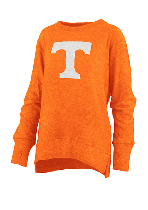Womens NCAA Tennessee Volunteers Fresno Cuddle Knit Pullover
