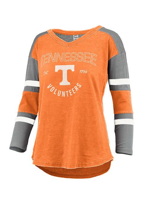 Womens NCAA Tennessee Volunteers Varsity Top