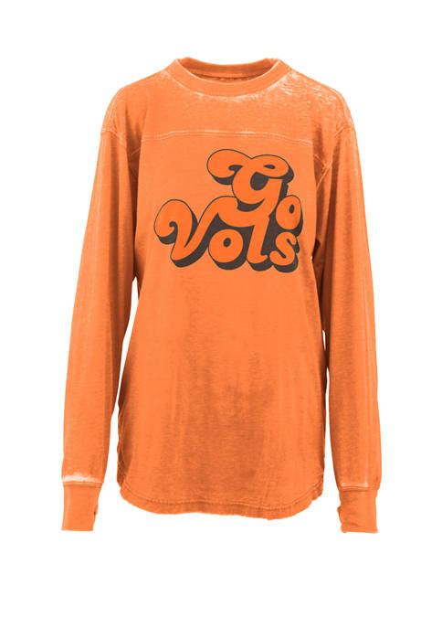 Womens NCAA Tennessee Volunteers Angie Vintage T-Shirt