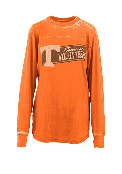 Pressbox Tennessee Volunteers Vintage Wash T Shirt