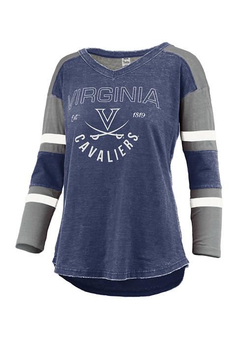 Pressbox NCAA Virginia Cavaliers Varsity T-Shirt