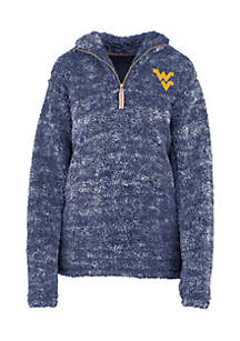 West Virginia Mountaineers Fleece Pullover