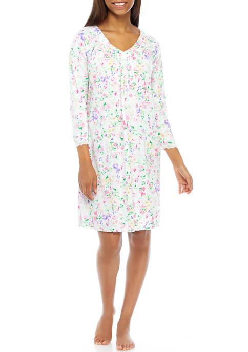 Sofi Knit Short Sleep Gown