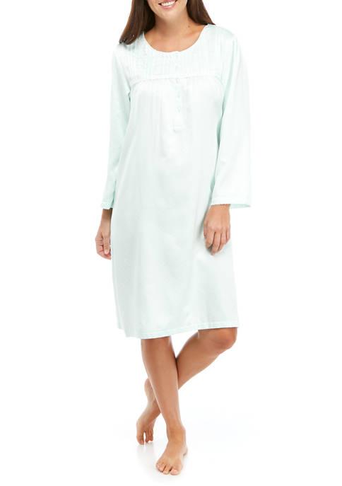 Womens Short Gown