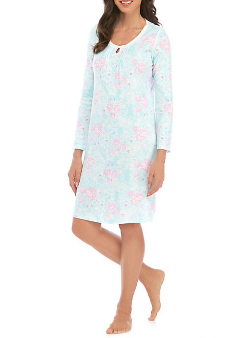 Cottonessa Long Sleeve Nightgown
