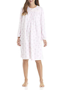 Honeycomb Short Gown