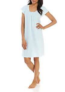 Miss Elaine Cottonessa Short Night Gown