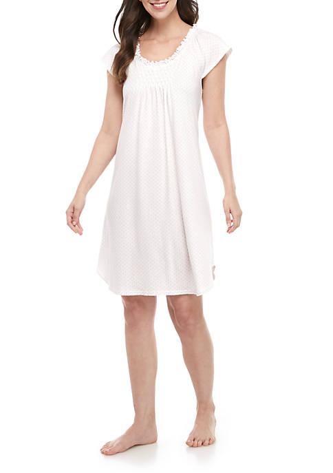 Cottonessa Short Nightgown