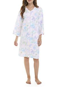 Short Quilt Night Gown