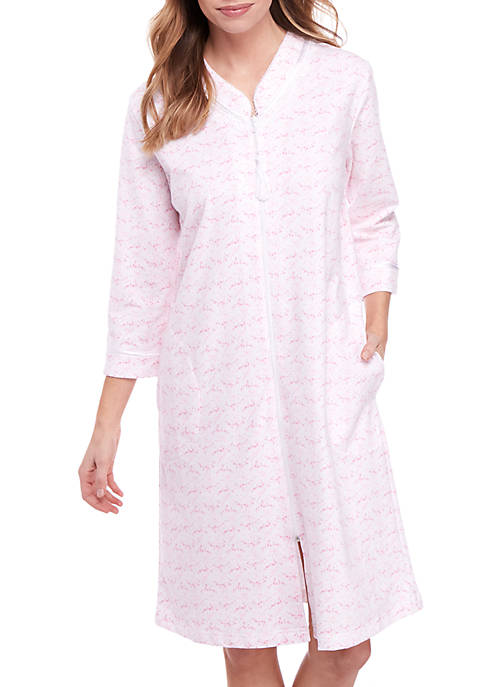 Silky Knit Short Night Gown