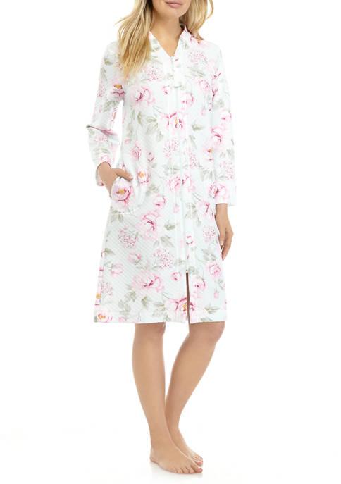 Cottonessa Quilt in Knit Robe