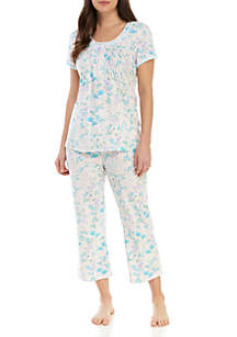 Miss Elaine 2 Piece Cottonessa Pajama Set