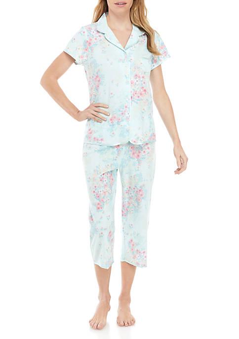 Miss Elaine 2 Piece Cottonessa Pajama Set