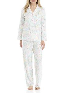 2-Piece Cottonessa Pajama Set