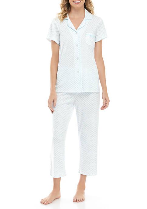 2 Piece Cottonessa Pajama Set