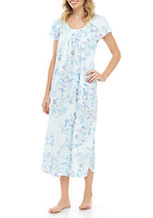 Miss Elaine Cottonessa Long Nightgown