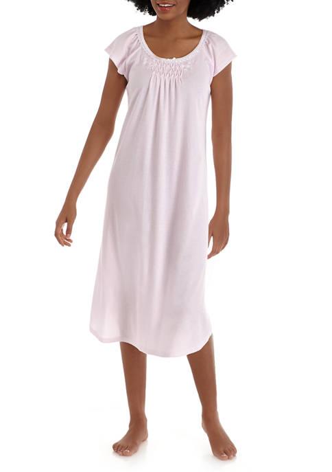 Cottonessa Long Nightgown
