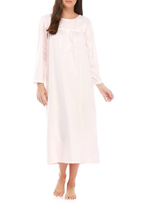Womens Long Nightgown
