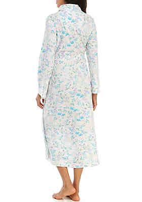 3dac27da4378 Miss Elaine Cottonessa Long Wrap Robe Miss Elaine Cottonessa Long Wrap Robe